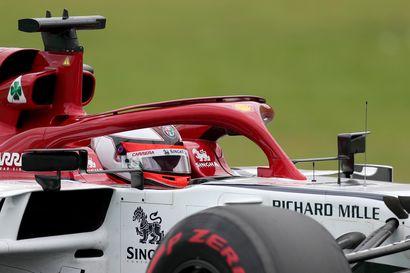 Verstappen voittoon Brasiliassa – Kimi Räikköselle kauden paras sijoitus, Valtteri Bottas keskeytti