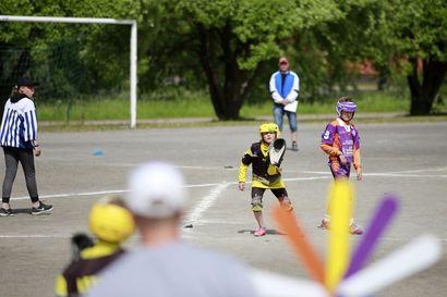 D-nuorten pesisleiriä ei järjestetä Raahessa ainakaan kesäkuussa