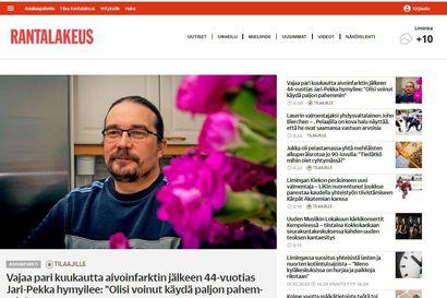 Rantalakeus.fi on uudistunut ja sisällön määrä kasvanut – Tilaaja, nyt kannattaa aktivioida digitunnus, ja jos et ole tilaaja, kannattaa laittaa tilaus voimaan!
