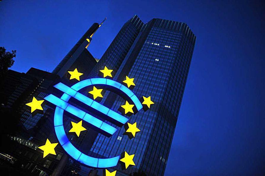 EKP varautuu käyttämään epätavanomaista rahapolitiikkaa vähentääkseen taantuman vaikutusta talouteen.
