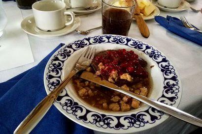 Maistuisivatko tirrikastike ja kampsut? – Kotiseutumuseolla saa maistaa sunnuntaina perinneruokia