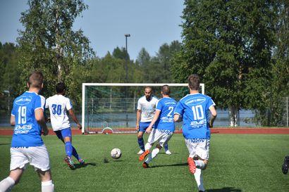 Othmanin kaksi maalia siivittivät voittoon – FC PaKalle hellekesän ensimmäinen kotivoitto