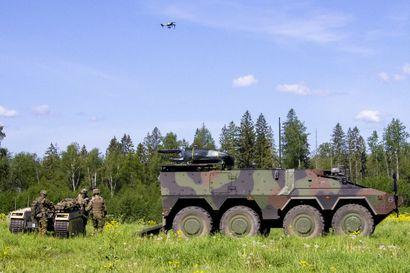 Taistelukentälle on tulossa älykkäitä koneita sotilaiden kumppaniksi – oululainen Bittium mukana yhteistyöprojektissa