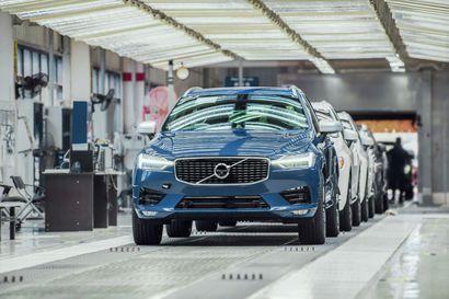 Yle: Volvo vetää takaisin ennätysmäärän autoja, myös Suomesta kutsutaan korjaukseen 68 000 autoa – etuturvavyössä ilmennyt turvallisuusriski