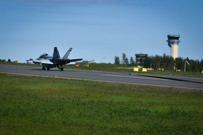 Rovaniemellä on usein Horneteihin liittyviä vaaratilanteita –Ovatko viat yleistyneet iäkkäissä koneissa?