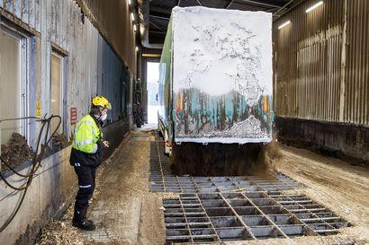Turpeen käyttö romahtaa ja hiilidioksidipäästöt pienenevät Rovaniemellä – Hallituksen päätökset eivät tähän vaikuta