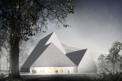 Ylivieskan kirkon rakentaminen alkaa mahdollisesti syksyllä– Kirkkohallitus vahvisti rakennussuunnitelman