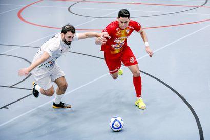 FC Kemistä ei ollut Akaa Futsalin voittoputken katkaisijaksi