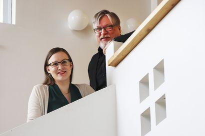 Iijokiseudun päätoimittaja Martta Oinas-Panuma jää äitiysvapaalle – Risto Pikkupeura sijaiseksi