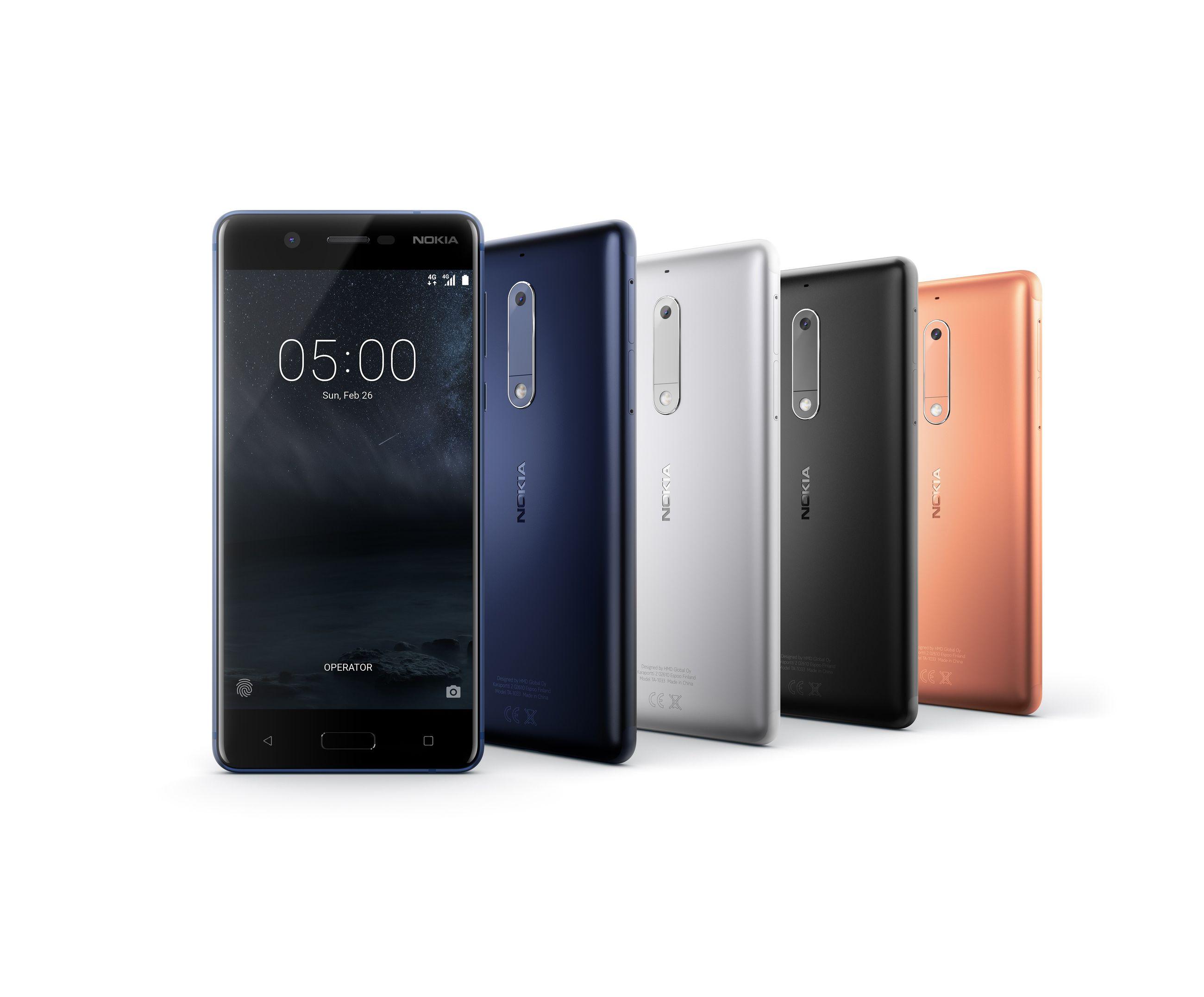 Nokian Puhelimet