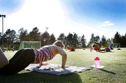 Urheilutärpit: Kesällä kunto kohenee ulkoilmassa
