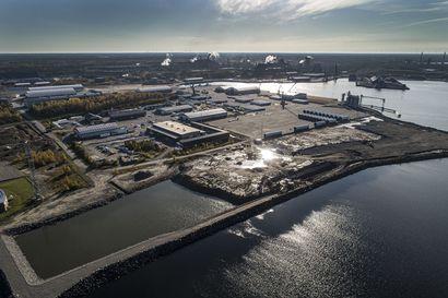 Raahessa vireillä mittava omaisuusjärjestely - kaupunki myymässä satamainfraa yli 33 miljoonalla eurolla