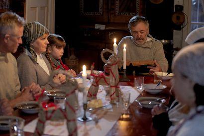 Oi muistatko vielä sen joulun, jota lapsena vietettiin?