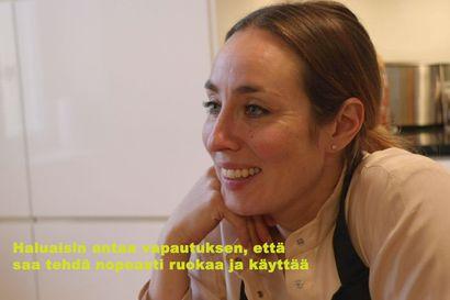 Anni Hautala kertoo ruoasta