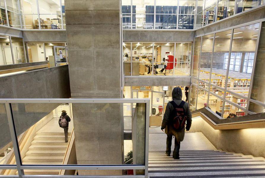 Oulun Kirjasto Aukioloajat