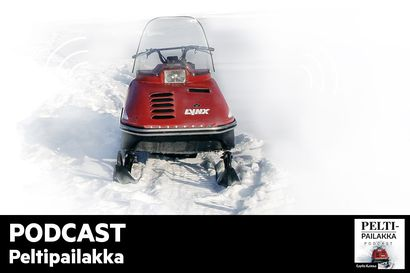 Uusi sarja alkaa: Peltipailakka-podcast – Millainen laite moottorikelkka on ja miksi se on olemassa?