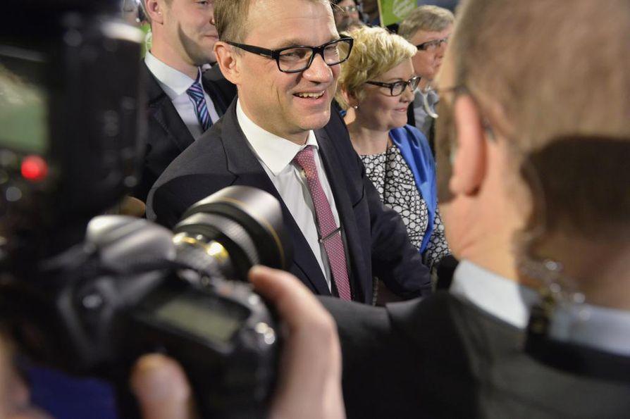 Juha Sipilä kahmi yli 30 000 äänen saaliin.