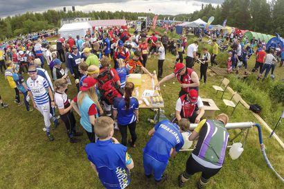 Jukola siirrettiin – Kuusamossa ja Posiolla kesällä suunnistettavan FIN5:n osalta tilannetta tarkkaillaan