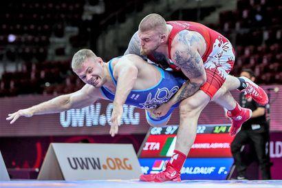 Elias Kuosmanen väänsi Suomelle toisen olympiapaikan Tokioon