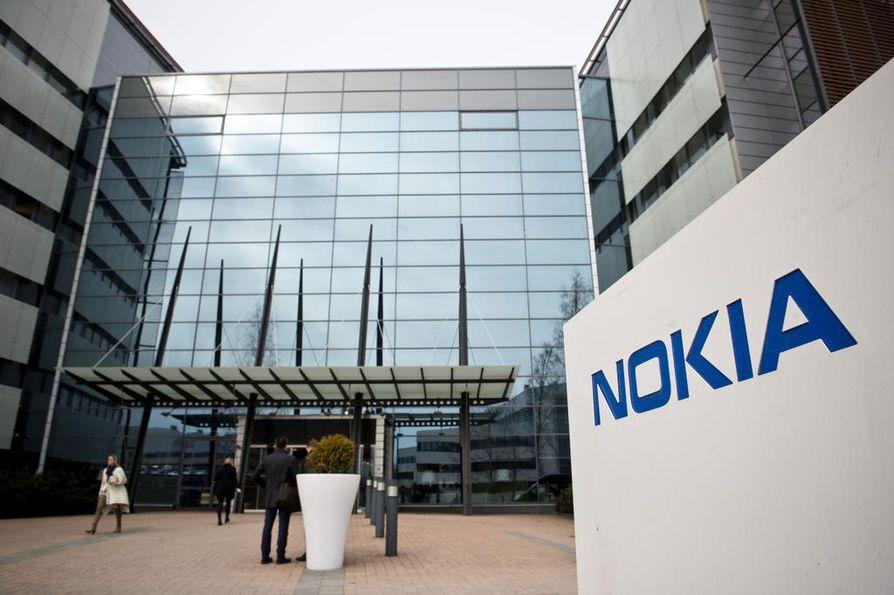 Nokia ei toistaiseksi jaa osinkoja osakkeenomistajilleen.