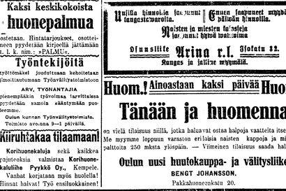Vanha Kaleva: Rovaniemen käräjille tulossa laajakantoinen kalastusriita