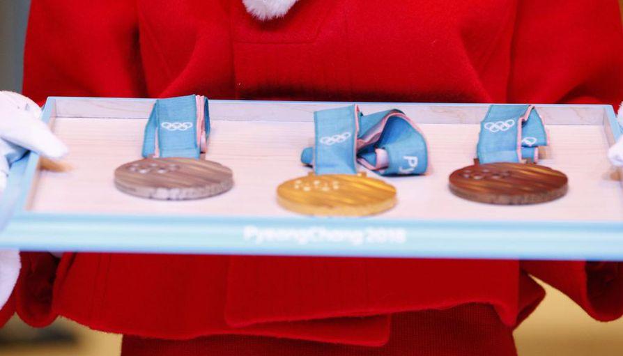 Suomalaisten taistelevat mitaleista perjantaina alkavissa Pyeongchangin olympialaisissa.