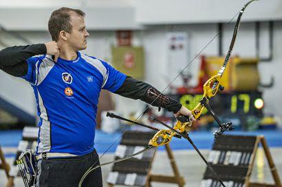 Läheltä piti - Oulaisten Sulan jousiampujan Antti Vikströmin olympiapaikka oli pienestä kiinni