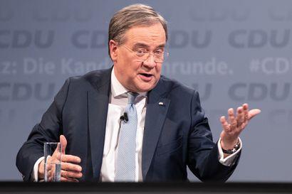 Angela Merkelin seuraaja Armin Laschet on politiikan keskikentän pelaaja – liittokansleriksi väläytelty myös muita nimiä