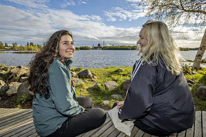 Koulujen päättymistä ei juuri juhlittu perjantaina – Oulun perinteisillä biletyspaikoilla oli vielä hiljaista