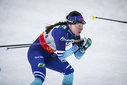 Pärmäkoskella takkuili perinteinen Lillehammerissa, vapaalla jaksoi latoa lopun hyvin