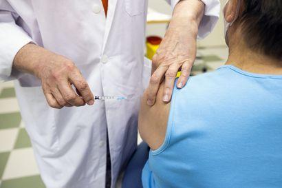 Mahdollisimman laaja rokottaminen on ainoa ulospääsy