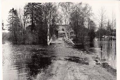 Vanha Kaleva: Pahin tulva miesmuistiin
