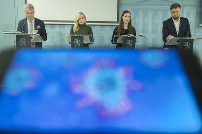 Sisä- ja ulkoministeri kertovat rajapäätöksistä sekä marjanpoimijoiden tilanteesta – katso tiedotustilaisuus suorana tästä