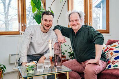 Mediavaikuttaja Jani Halme ei epäile tunnustaa kotiseuturakkauttaan