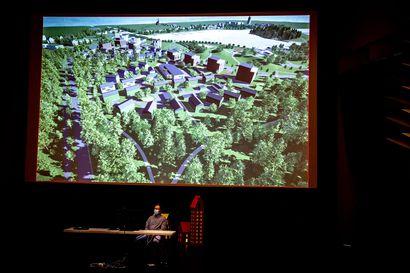 Nykyisellä Raahen Kaupunginlahdenrannan alueella aikoinaan todettu suojelun tarve on poistunut