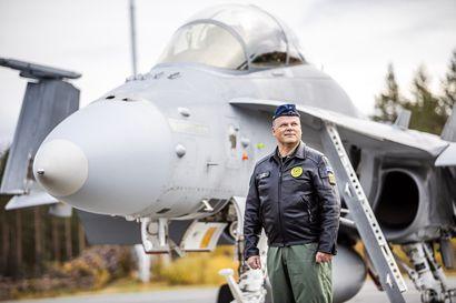 Hornetin seuraaja pistää Rovaniemen tukikohdan remonttiin – Uudet koneet tarvitsevat uudenlaiset tilat, remontti kestää useita vuosia ja maksaa kymmeniä miljoonia
