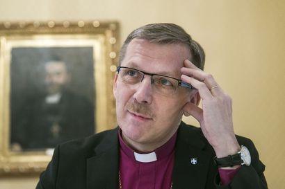 """Piispa Jukka Keskitalo: """"Pitäkää kiinni koulujumalanpalveluksista, joulukirkko ei ole kielletty"""""""