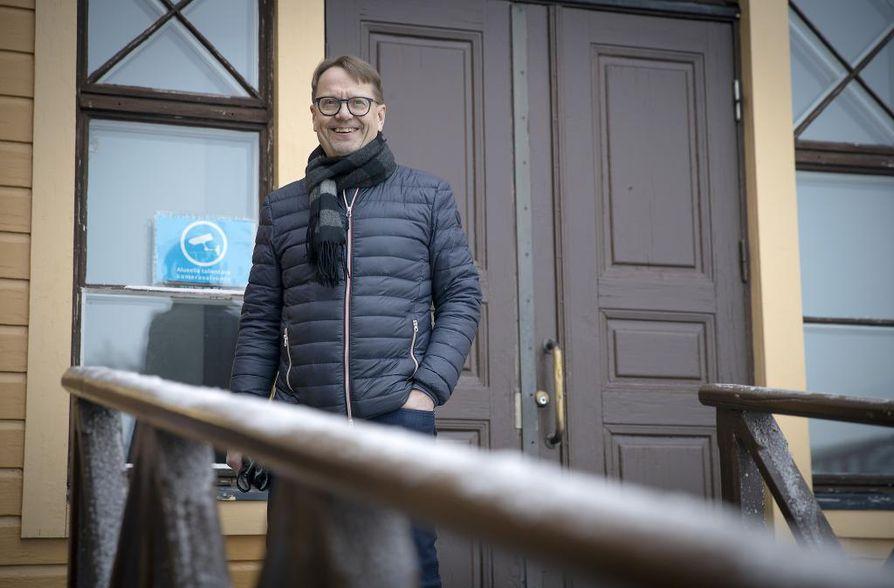 Erityisopetuksen merkitystä koulutuksellisen tasa-arvon luojana korostava Mikko Raudaskoski toimi Heinätorin koulun rehtorina 2008-2016.