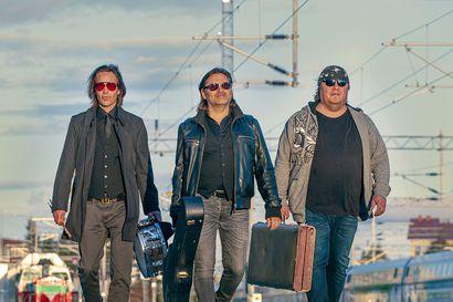 Rollo soikoon: Teinipoikien vuonna 1990 perustama Chris Middletown Psycho palasi yhteen ja levytti ep:llisen bändin alkuperäisiä biisejä