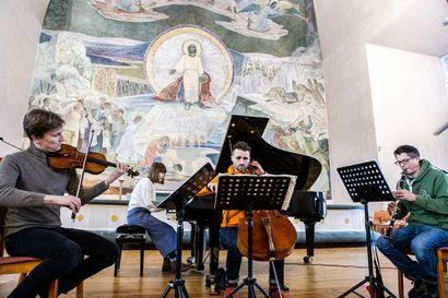 Rovaniemellä Olivier Messiaenin musiikkia paikallisin voimin