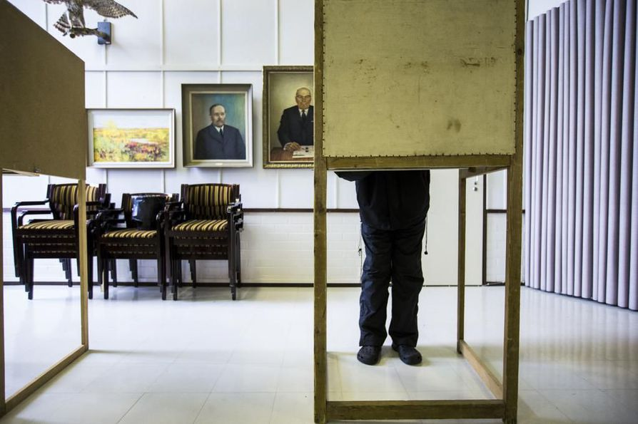 Vaalikoneen avulla on helppo etsiä sopivaa ehdokasta noin 160-170 henkilön joukosta.