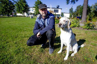 Ei jahtiin ilman noutavaa koiraa, tuumaa Heikki Peltoniemi