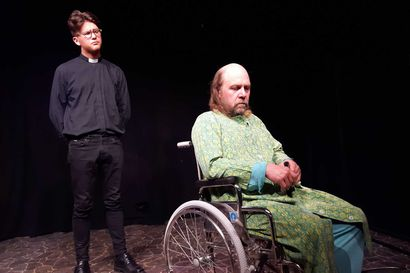 Martti ja Luther -näytelmän näki yli 1100 katsojaa
