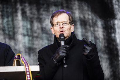 Lapin sairaanhoitopiirin johtoon Heikki Nivala ja Markus Lohi