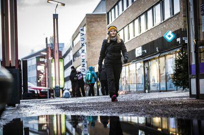 Uusi vuosikymmen on alkanut harvinaisella tavalla – Rovaniemellä on ollut yhtä lämmintä viimeksi vuonna 2002