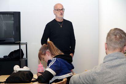 Harrastamisen pitää olla nuoren kansalaisoikeus – Henrik Dettmann luennoi lasten ja nuorten liikkumisen puolesta