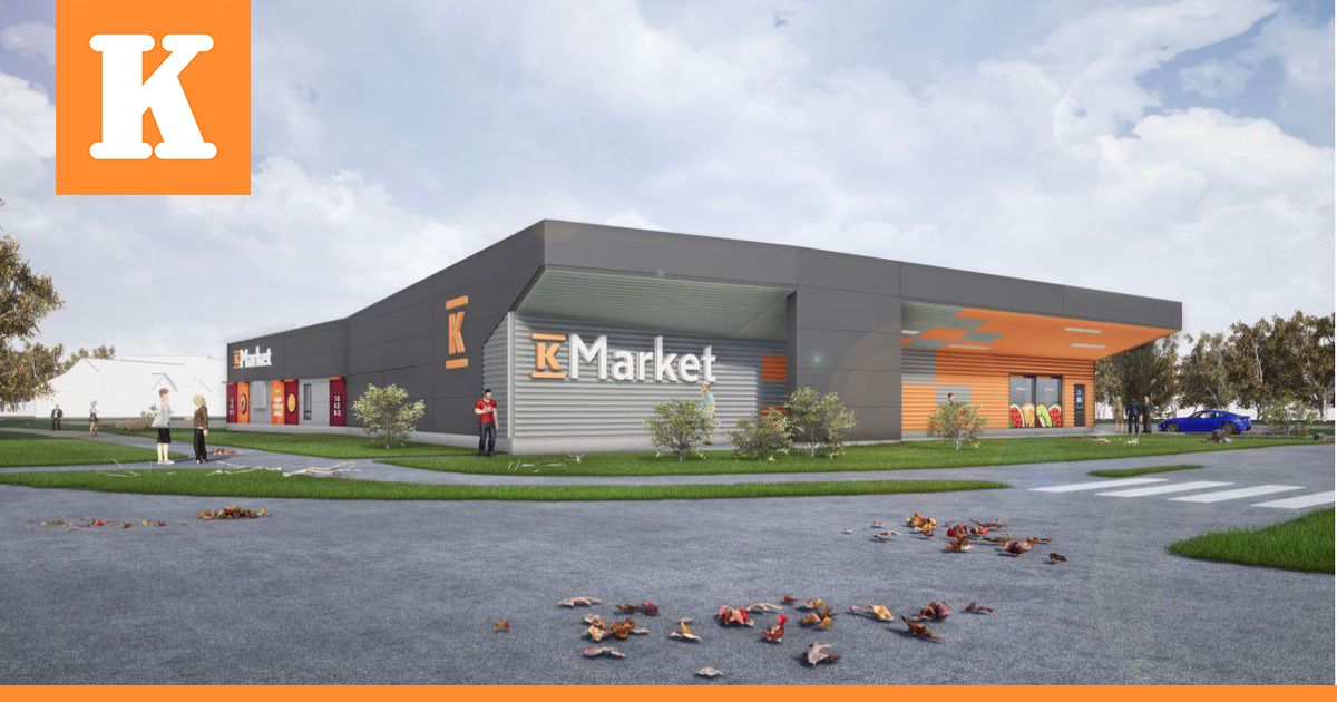 K-Market Kaakkuri