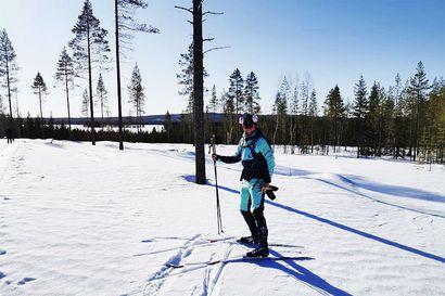 """Antti Tuiskun terveiset koronavirukselle Rovaniemen lumilta: """"Pidä tunkkis ja haista huilu"""""""