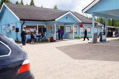 Palveluliikenteen muutokset mahdollisia kauppa-auton lopetettua– Kipinässä ja Sarakylässä on kauppakyydillä käyttäjiä