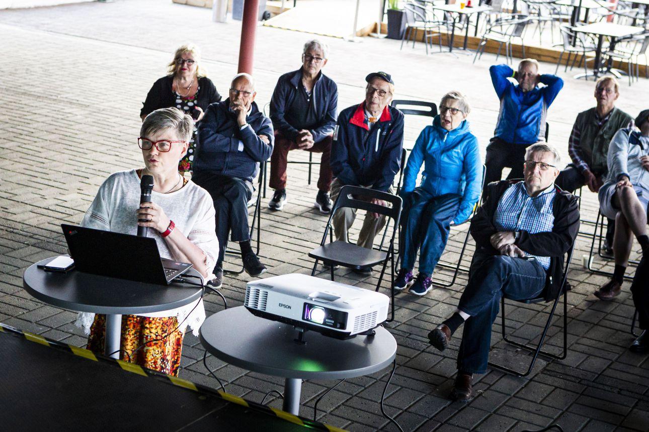 Perussuomalaiset jyräsi voittoon Rovaniemellä – Keskusta säilytti paikkansa valtuuston suurimpana puolueena